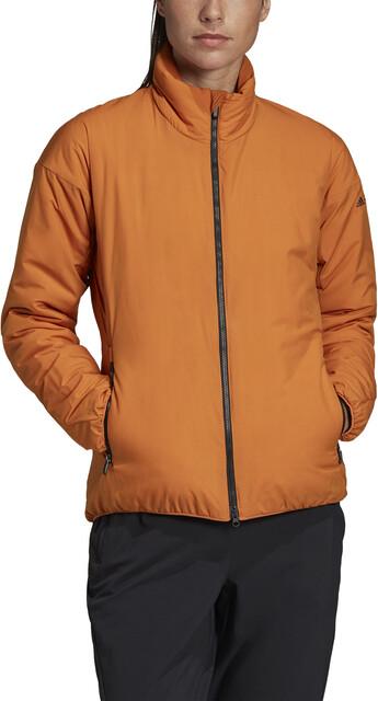 Damen Copper Inmotion Adidas Jacke Terrex Leichte Tech 3Rc4AjLq5